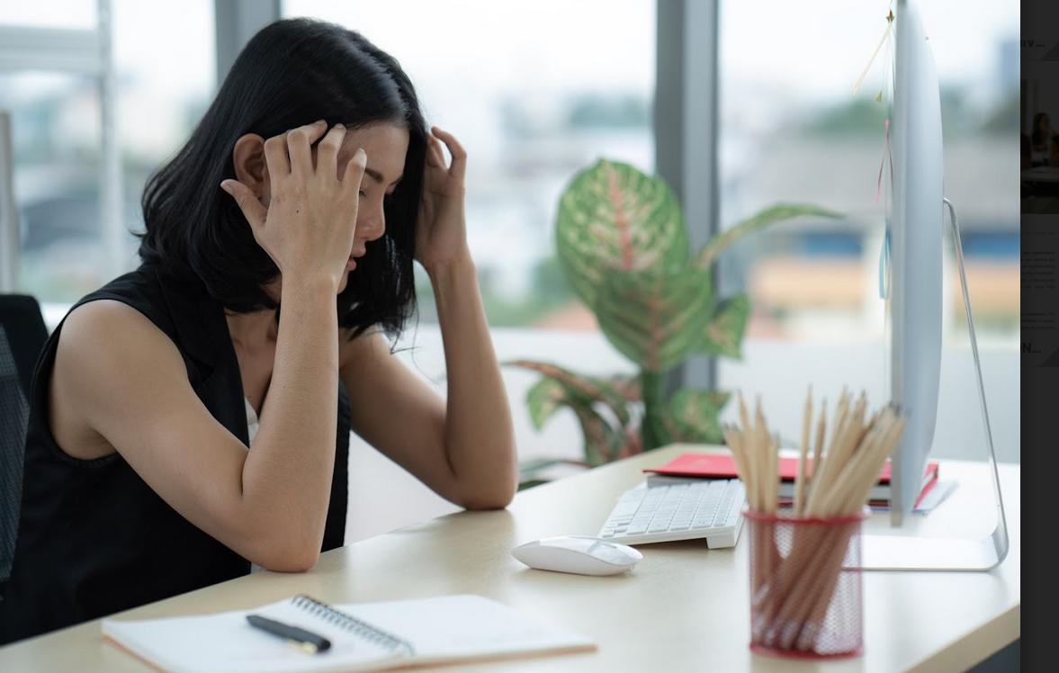 Estrés laboral en tiempos de pandemia